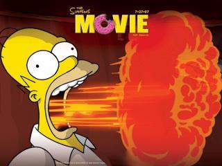 обои Гомер Симпсон фото