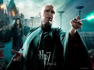 обои Гарри Поттер.  Лорд Воландеморт фото