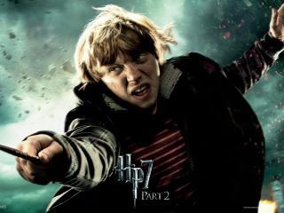 обои Гарри Поттер и  Дары смерти фото