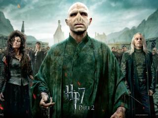 обои Гарри Поттер.  Темная сила фото