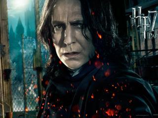 обои Гарри Поттер.  Дары смерти учитель фото
