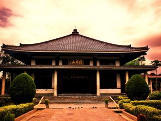 обои Азиатская архитектура фото