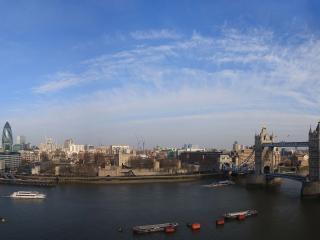 обои Темза,   Лондон,   Тауэрский мост фото