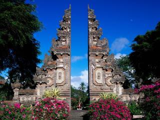 обои Индонезия,   Бали,   проход фото