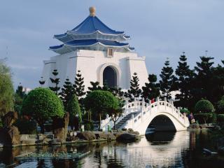 обои Тайвань,   Тайпеи,   Мемориальный холл Чанг Кай-Шек фото