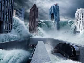 обои Грядет всемирный потоп фото
