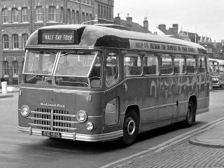 обои BMMO C5 Midland Red (C37F) 1960 перед фото