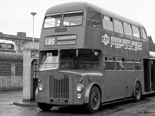 обои BMMO D7 Metro-Cammell (H63RD) 1954 перед фото
