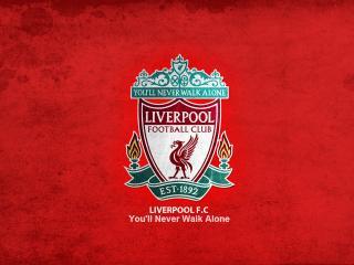 обои Эмблема футбольный клуб  ливерпуль фото