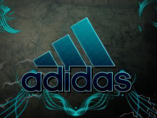обои для рабочего стола: Адидас бренд логотип adidas