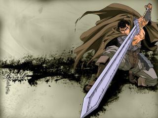 обои С острым мечом фото