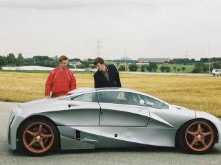 обои Aetek FYK Concept водитель фото