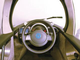 обои 2006 Jetcar руль фото