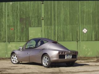 обои 2006 Jetcar сбоку фото