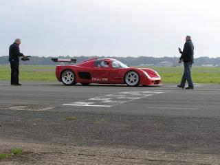 обои 2007 Ultima GTR Sets New Top Gear Track Record by 4.8 Seconds съемка фото