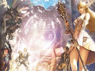 обои Lineage 2 The Chaotic Chronicle фото
