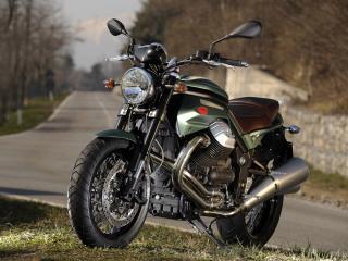 обои 2010 Moto Guzzi Griso 8V SE перед фото