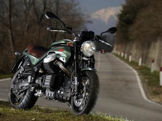 обои 2010 Moto Guzzi Griso 8V SE сила фото