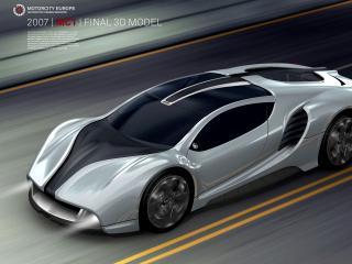 обои 2008 MCE MC1 Concept дорога фото