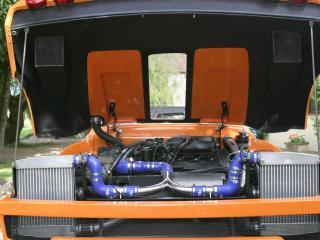 обои Salica GTC 2008 моторчик фото