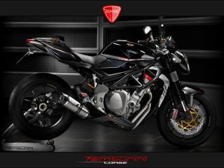 обои 2010 Tamburini Corse T1 Concept сбоку фото