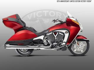 обои 2008 Victory Vision 10th Anniversary Edition Sells out in 7 Minutes бок фото
