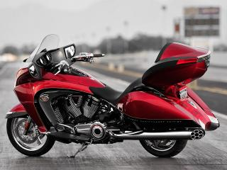обои 2008 Victory Vision 10th Anniversary Edition Sells out in 7 Minutes сбоку фото