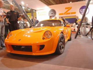 обои 2009 Zolfe Classic GTC4 презентация фото