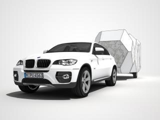 обои 2008 Mehrzeller Caravan Concept авто фото