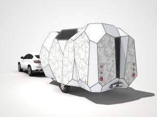 обои 2008 Mehrzeller Caravan Concept сбоку фото