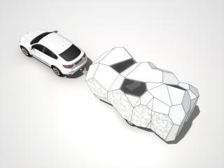 обои 2008 Mehrzeller Caravan Concept сверху фото