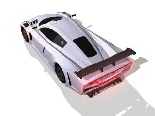 обои 2008 Sunred SR08 GT1 Concept спойлер фото