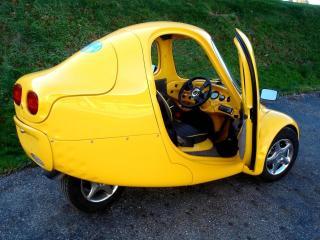 обои 2006 Myers Motors NmG желтый фото