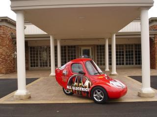 обои 2006 Myers Motors NmG красный фото