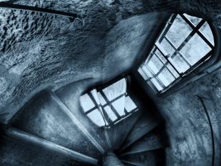 обои Лестница вниз фото