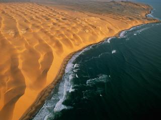 обои Море с песком борются фото