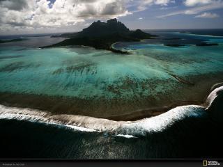 обои Морской прилив фото