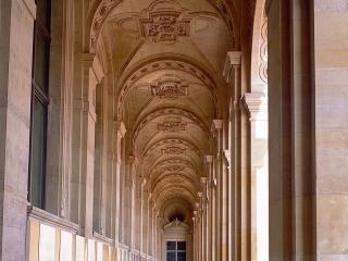 обои Красивый коридор фото