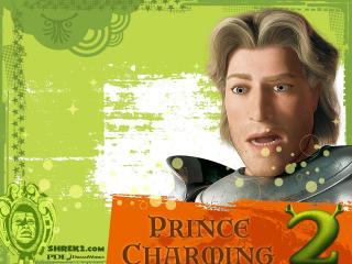обои Шрек 2 принц фото