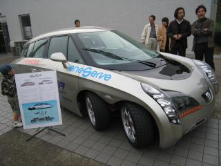 обои Eliica 1st Prototype инновация фото