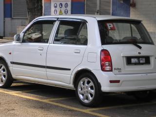 обои Perodua Kelisa зад фото