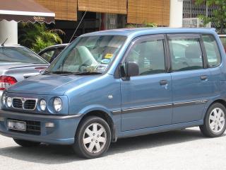 обои Perodua Kenari (first generation) бок фото