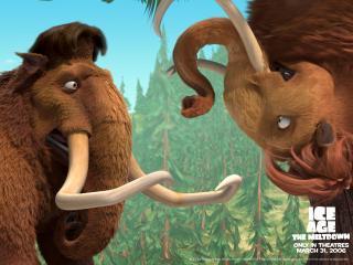 обои Глобальное потепление мамонты фото