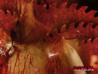 обои Пила 3 кровь фото