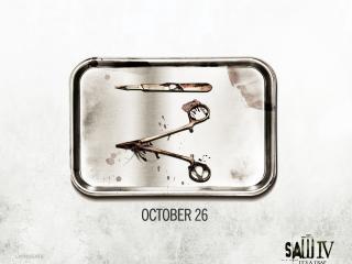 обои Пила 4 ножницы фото