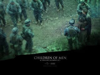 обои Дитя человеческое армия фото