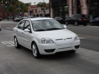 обои Coda Series EV город фото