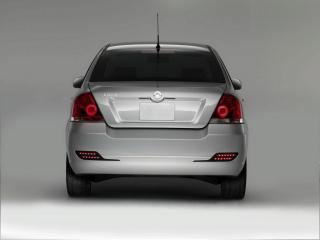 обои Coda Series EV задок фото