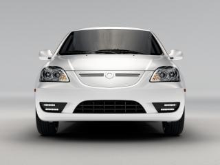 обои Coda Series EV перед фото