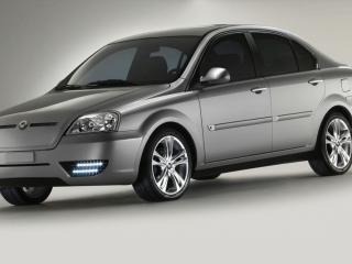 обои Coda Series EV сбоку фото